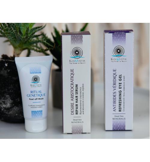 Обновление и регенерация твоей кожи